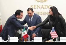 México y California hemos construido amistad indisoluble: Cordero