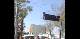 El periodista fue asaltado en la Lázaro Cárdenas