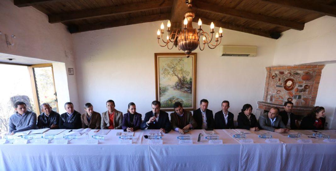 Empresarios michoacanos reaccionan frente a aleta de viaje de EU