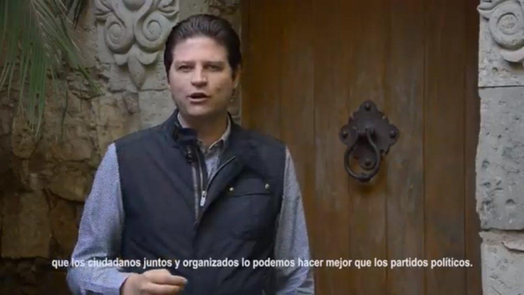 Alfonso Martínez presenta su planilla de aspirantes a regidores