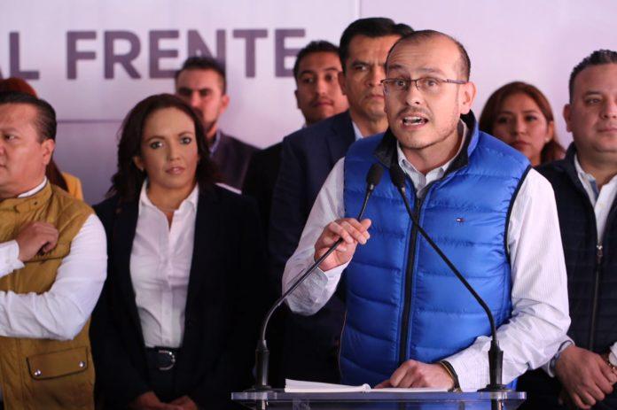 Malagradecidos los Calderón Hinojosa: PAN