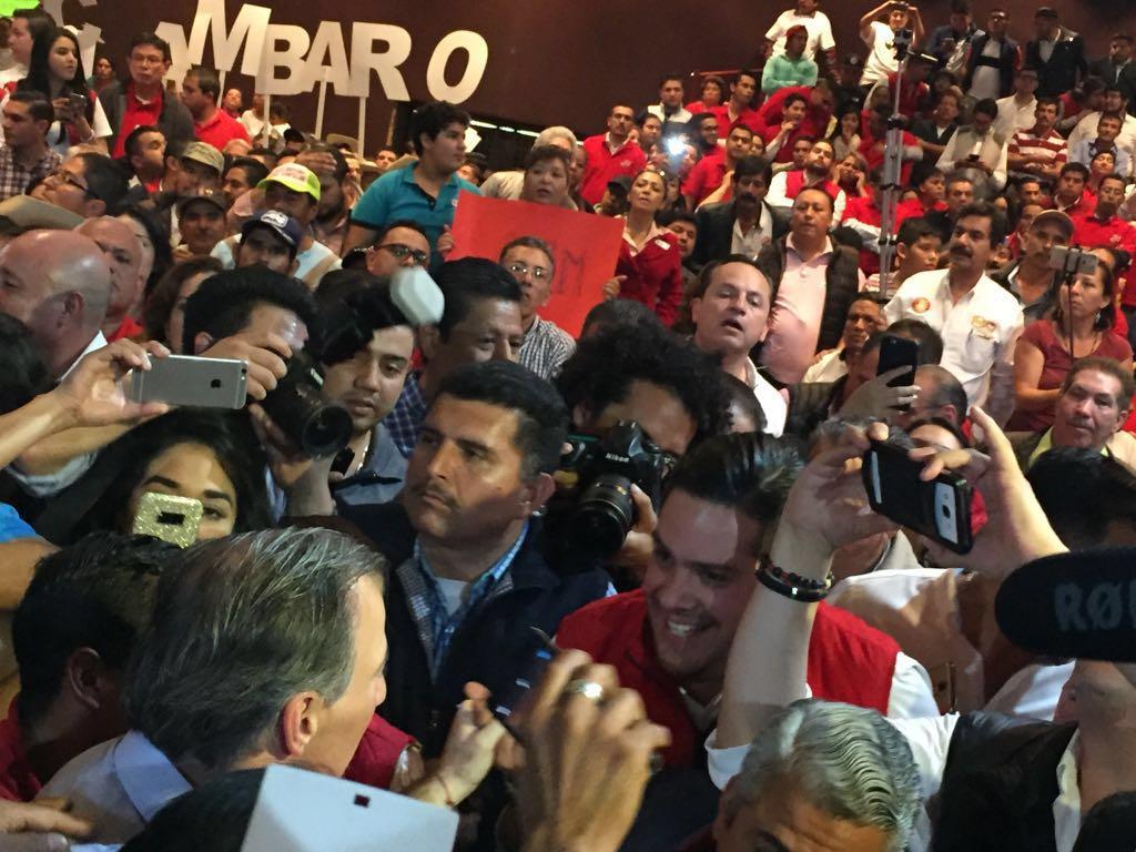 Meade, promotor de desarrollo agropecuario: Eduardo Orihuela