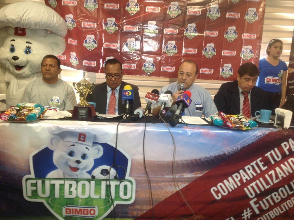 Presentan la edición 55 del torneo de Fútbol Infantil Futbolito