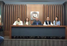 El PAN presentó a sus precandidatos para varios distritos