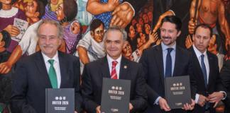 CDMX candidata para sede del Mundial 2026