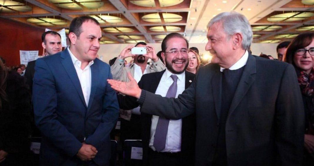 Cuauhtémoc Blanco sería el precandidato a gubernatura de Morelos con Morena