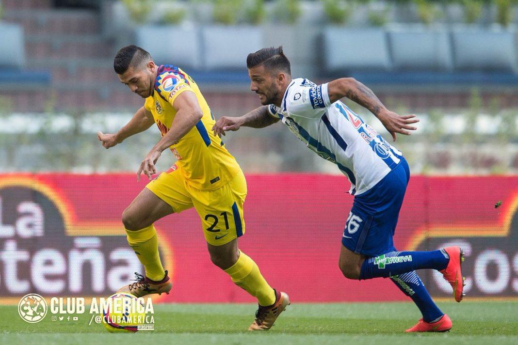 América vs Pachuca, Torneo de Clausura 2018 — En vivo