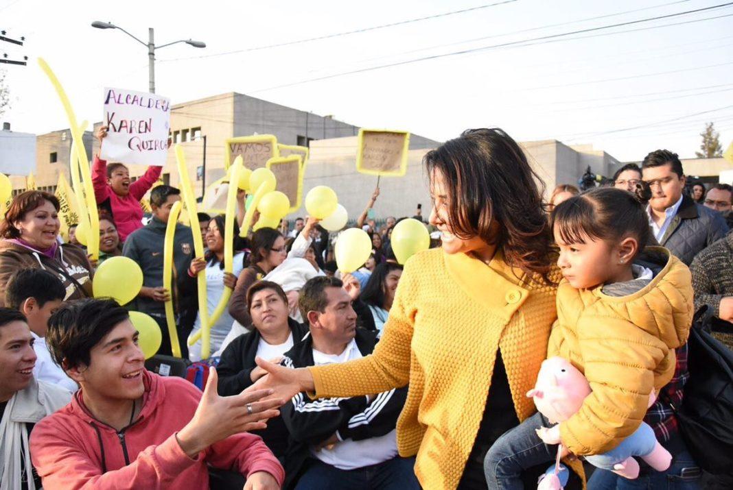 Obtiene Alejandra Barrales candidatura a la CDMX