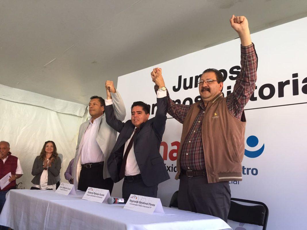Rechaza Morena que acaparen candidaturas
