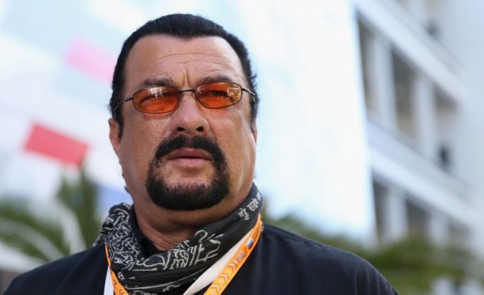 Seagal investigado por acoso sexual