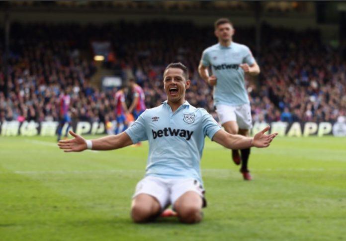 Chicharito tiene un papel crucial en el West Ham Moyes