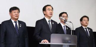 Autoridades de Corea del Norte y del Sur se reúnen para solucionar crisis