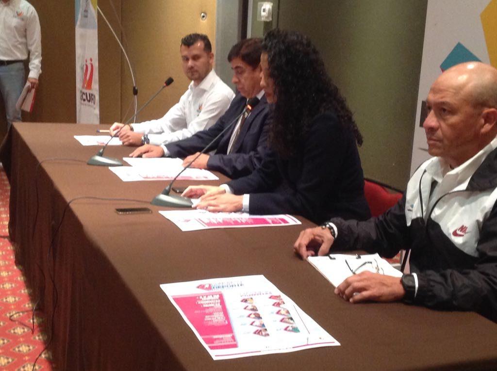 Anuncia Cecufid Congreso Nacional de Deporte Michoacán 2018