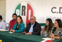 Renuncia Salvador Galván a dirigencia municipal del PRI en Morelia