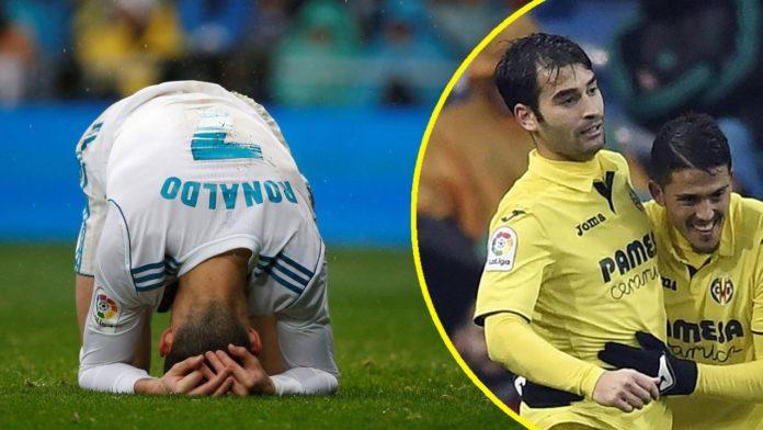 Villareal hace historia en el Bernabéu
