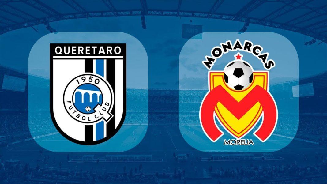 Querétaro vence 3-1 al Morelia en la Copa MX