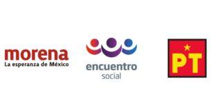 Morena y su coalición Juntos haremos historia ya se distribuyeron las candidaturas