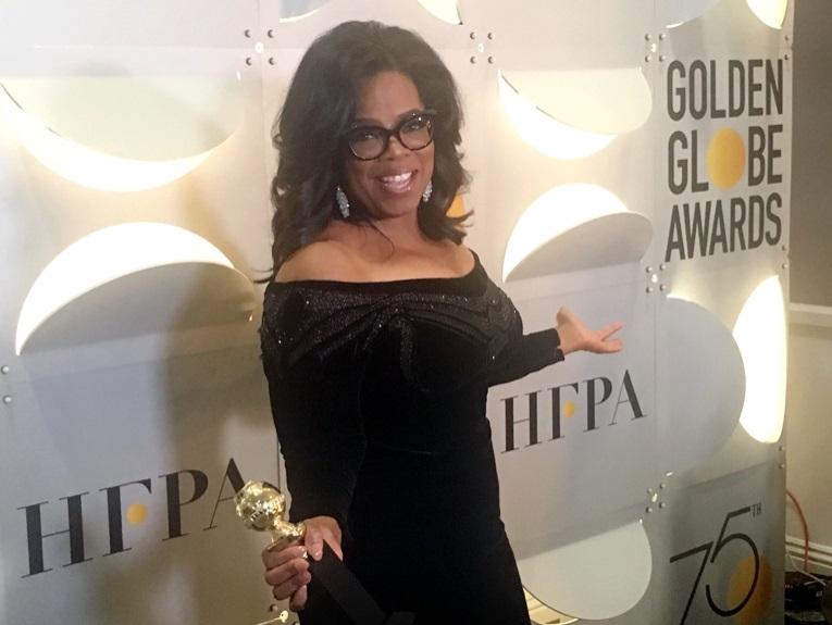Oprah descarta elecciones 2020