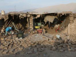 Perú fue golpeado por un fuerte sismo