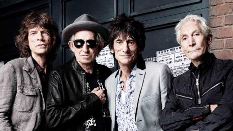 Anuncian nuevo disco de The Rolling Stones
