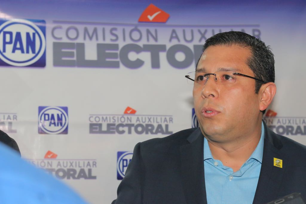 Invita Barragán a candidatos del frente, por Morelia, a debate público