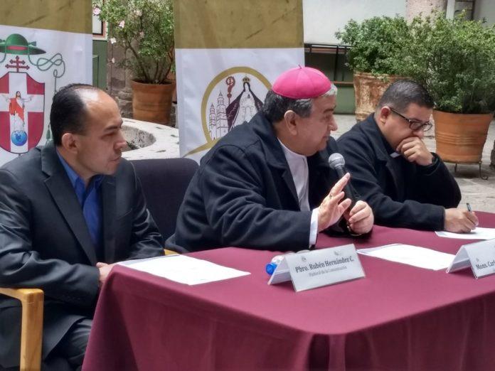 Recrudece la violencia en Michoacán: arzobispo