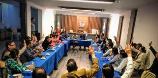 Presentan pluris del PAN al Congreso local