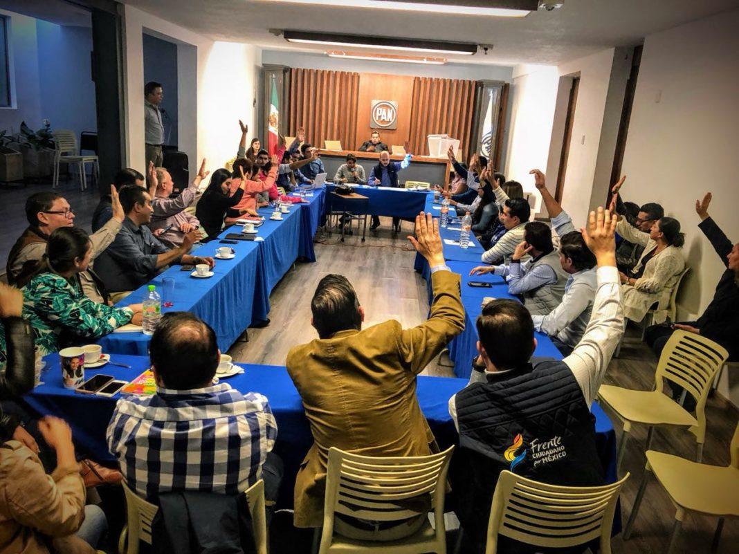Seremos institucionales y seguiremos trabajando por Michoacán: Torres Piña