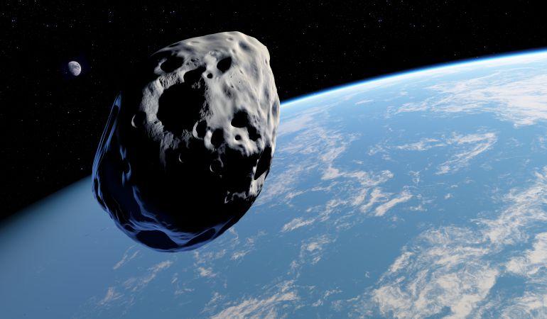 Asteroide pasara cerca de la Tierra este viernes