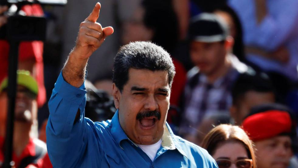 Maduro formaliza candidatura a la reelección por Venezuela