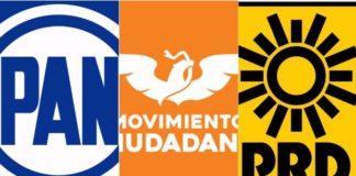 Se cae el frente en Morelia e Hidalgo; va PRD solo
