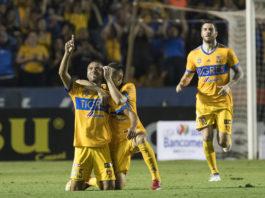 Tigres disfruta 22 triunfos en casa al vencer a Monarcas