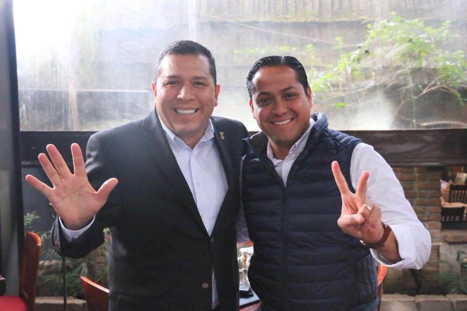 Juan Carlos Barragán y Daniel Moncada podrían ir juntos por Morelia