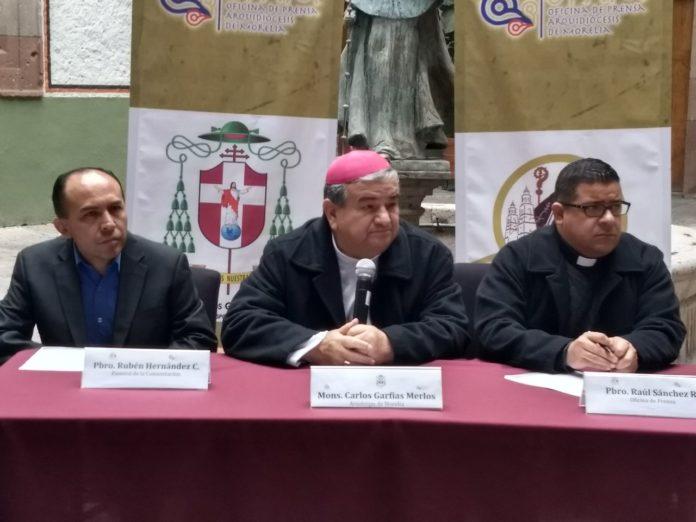 Niega Iglesia Católica nexos con delincuentes