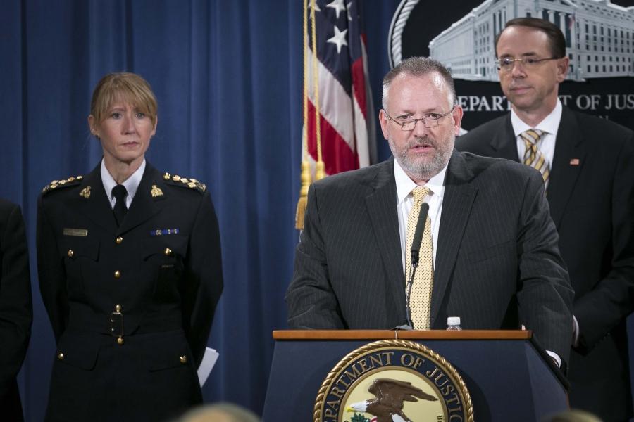 DEA no ve riesgo en cambio presidencial