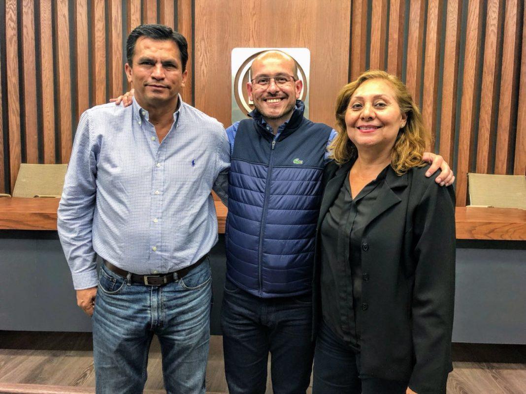 Acatará Torres Piña postulación de García Conejo por el senado