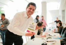 PRD, unido y fortalecido rumbo a las elecciones: Toño García