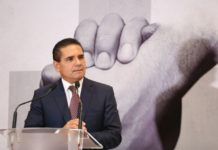 Silvano justifica a sus funcionarios que buscan candidatura