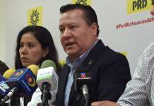 Raúl Morón es el enemigo número uno de Morelia: PRD