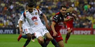 Lajud le da el empate a Tijuana ante América