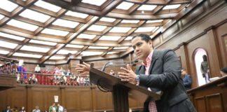 Morelia ocupa alcalde de tiempo completo: Moncada