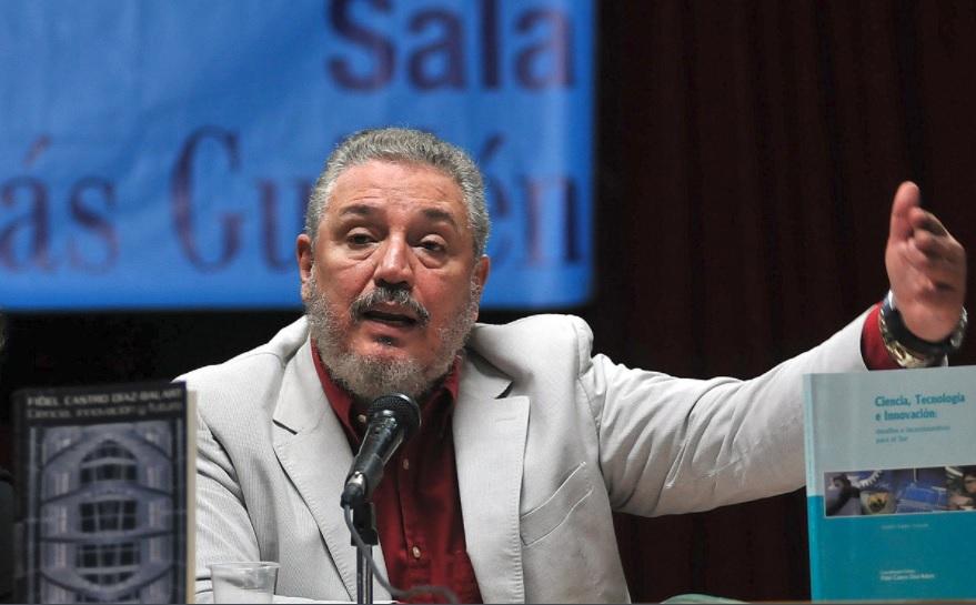 Funerales del hijo de Fidel Castro serán en ámbito familiar