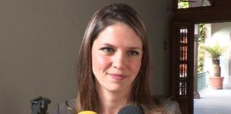 Conforme a estatutos, Daniela de lo Santos, firme como abanderada del PRI para Morelia