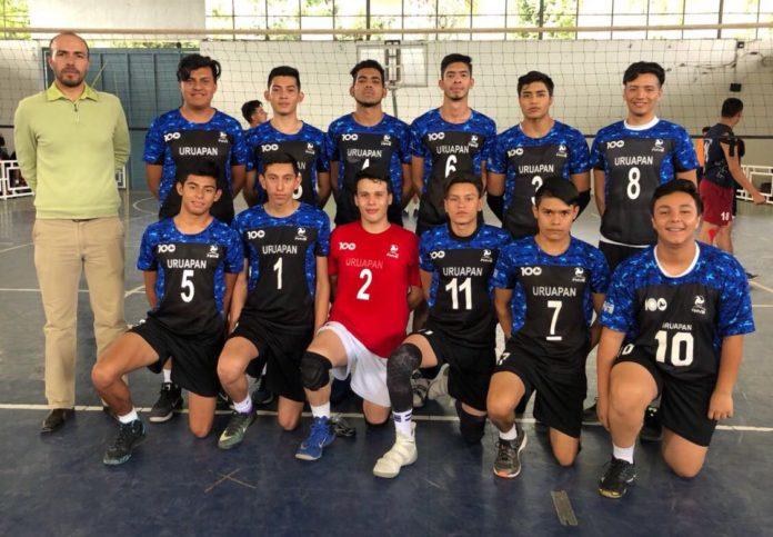 Voleibol de sala de Michoacán listo para la ON'18