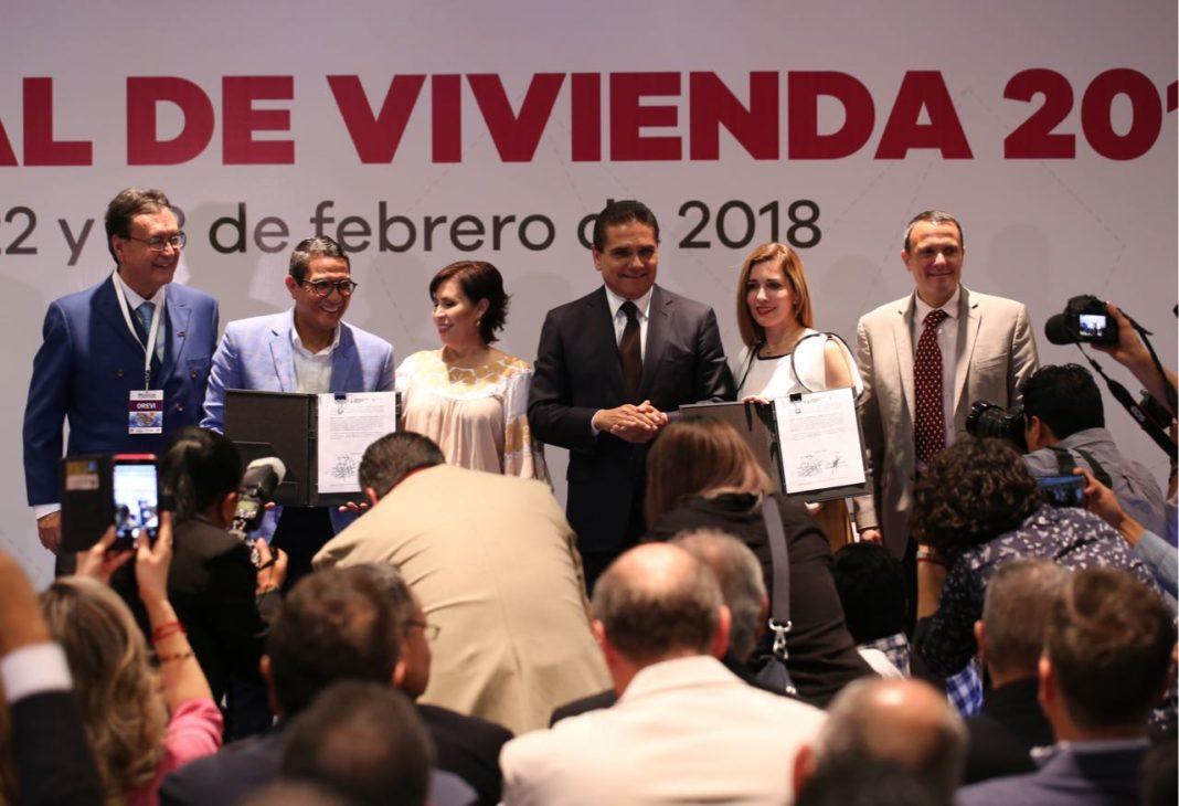 México con mejores condiciones de vivienda: Sedatu