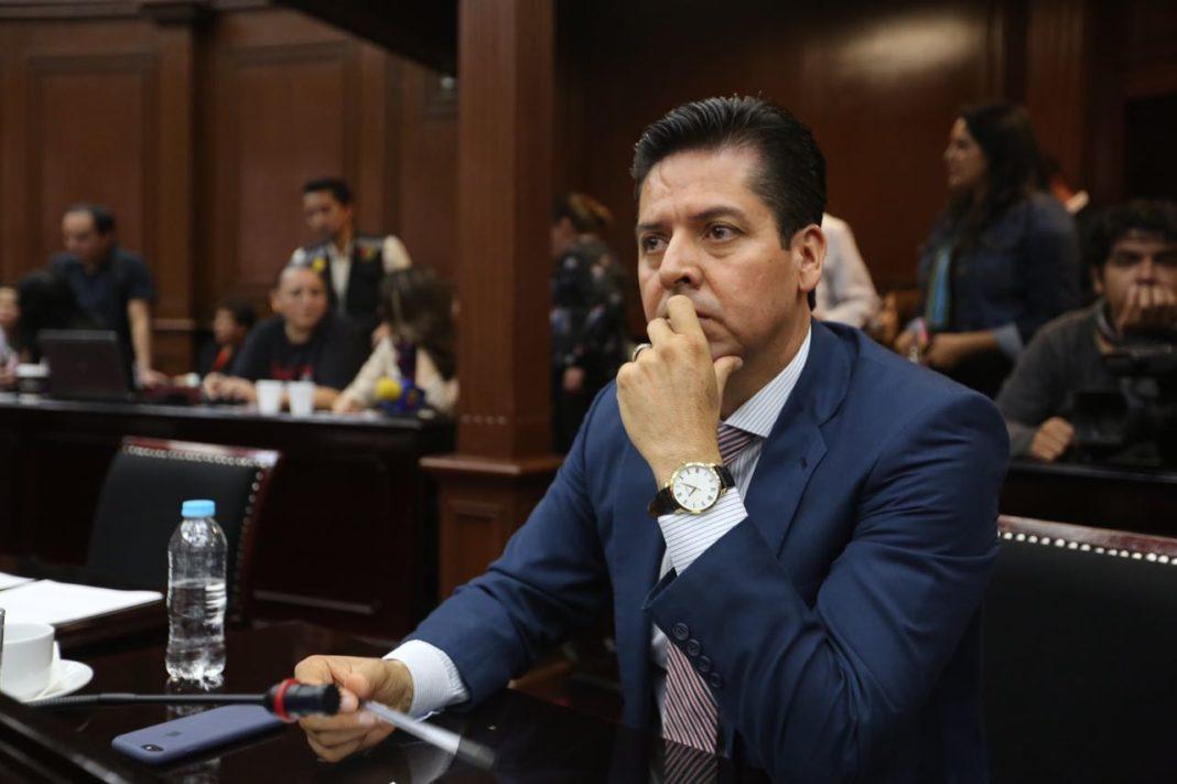Toño García, nuevo presidente de Junta de Coordinación Política