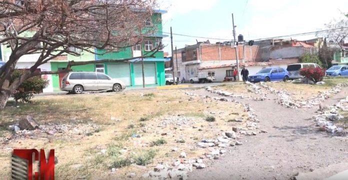 Colonia El Realito en el abandono de las autoridades municipales