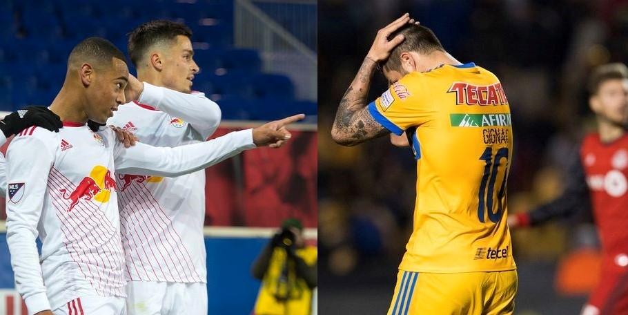 Tigres y Xolos, eliminados de la Concachampions