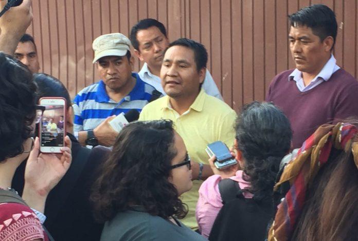 Exigen a alcalde de Nahuatzen que respete resolutivo del TEEM