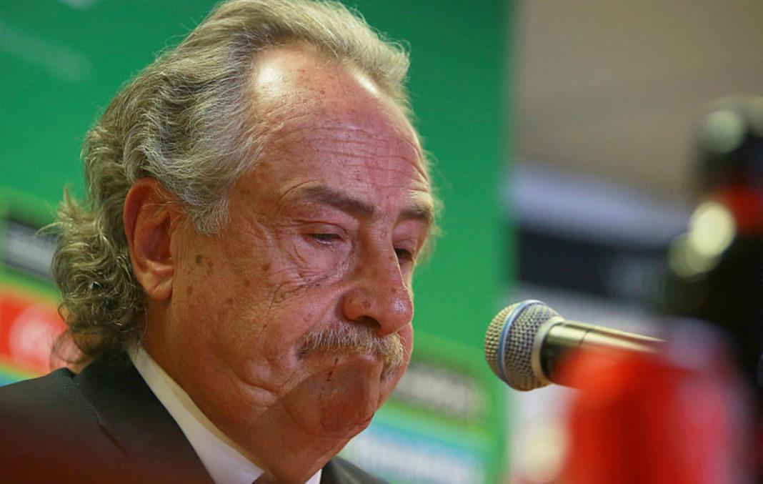Se va Decio de la Federación Mexicana de Futbol